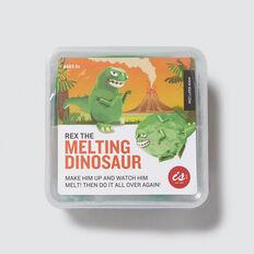 Melting Dino  GREEN  hi-res