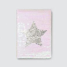 Sequin Notebook  MULTI  hi-res