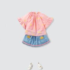 Sunny Pocket Skirt  SOFT BLUE WASH  hi-res