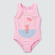 Mermaid Motif Bather  CUPCAKE  hi-res