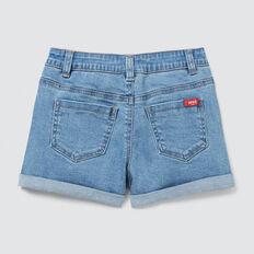Denim Shorts  RETRO BLUE  hi-res