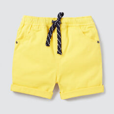 Classic Short  CANARY YELLOW  hi-res