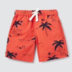 Palm Yardage Short  TANGO RED  hi-res