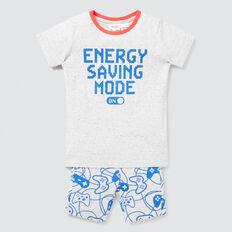Energy Mode Pyjama  CLOUDY MARLE  hi-res