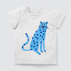 Big Leopard Tee  VINTAGE SPACE DYE  hi-res