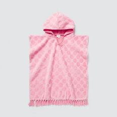 Spot Towel Poncho  MELON  hi-res