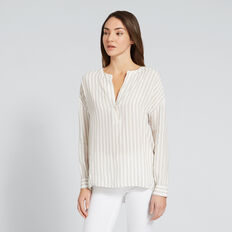 Stripe Shirt  MULTI STRIPE  hi-res