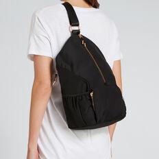 Sling Backpack  BLACK  hi-res
