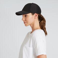 Bowler Cap  BLACK  hi-res