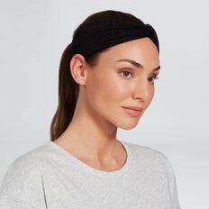 Sports Knot Headband  BLACK  hi-res