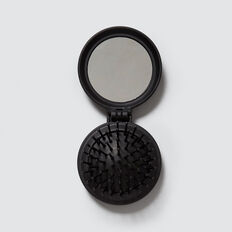 Compact Sports Brush  BLACK  hi-res