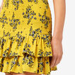 Shirred Mini Skirt  MINI FLORAL  hi-res