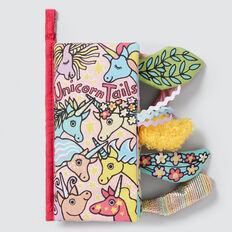 Unicorn Tails Book  MULTI  hi-res