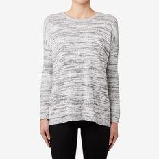 Purl Twist Mono Sweater  MONO MARLE  hi-res