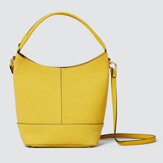 Maisy Mini Tote  AMBER YELLOW  hi-res