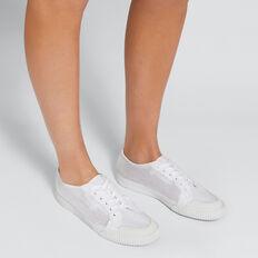 Sophie Mesh Sneaker  WHITE  hi-res