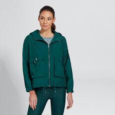 Sporty Rain Jacket  IVY  hi-res
