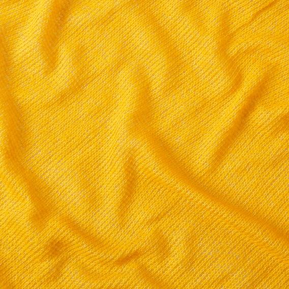 Simple Wrap Scarf  MUSTARD  hi-res