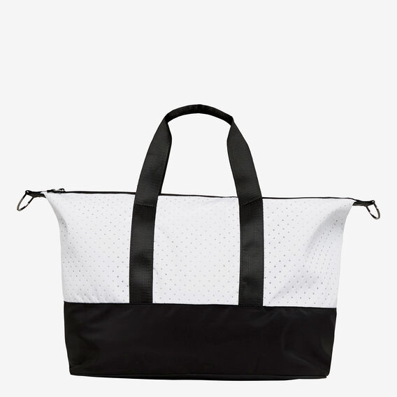 Workout Bag  BLACK/WHITE  hi-res