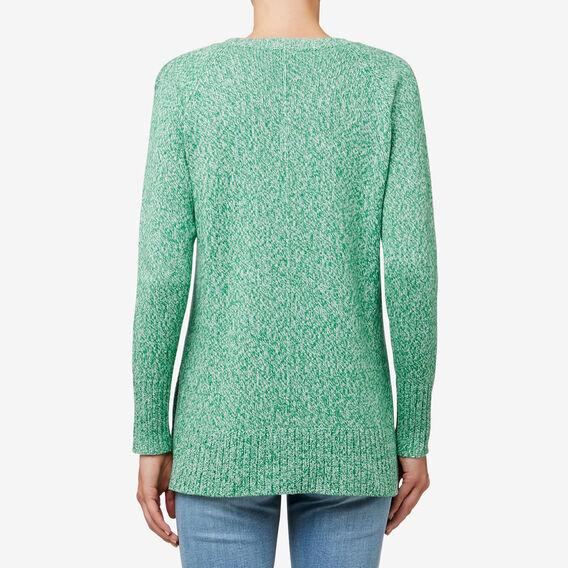 Twist Marle Sweater  EMERALD TWIST  hi-res