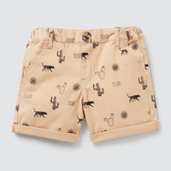 Cactus Chino Short  SANDCASTLE  hi-res