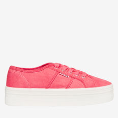 Billie Flatform Sneaker  CRIMSON  hi-res