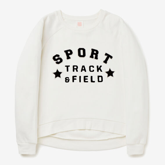 Track Field Windcheater  CANVAS  hi-res