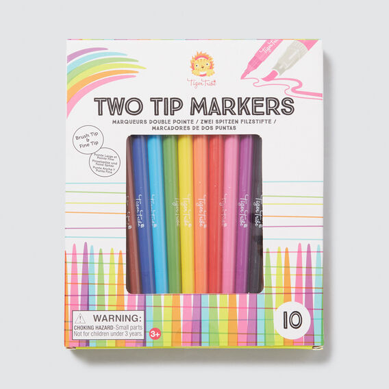 Two Tip Markers  MULTI  hi-res