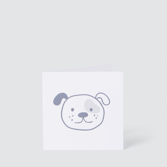 Small Dog Card  MULTI  hi-res