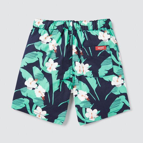 Tropical Yardage Short  MIDNIGHT BLUE  hi-res