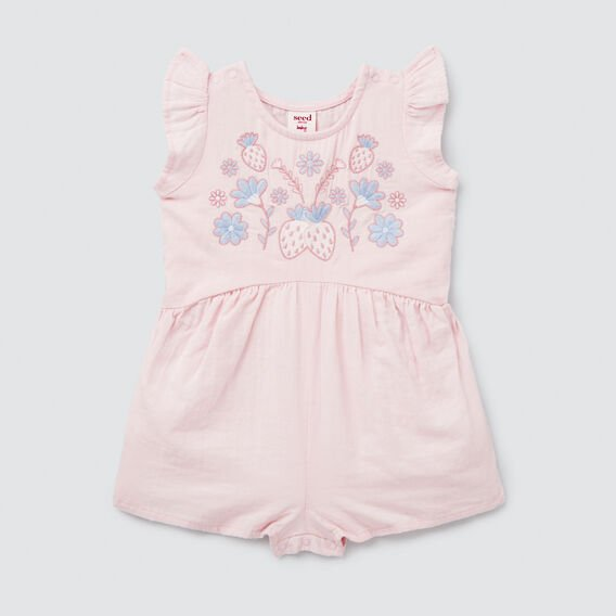 Stawberry Romper  ICE PINK  hi-res