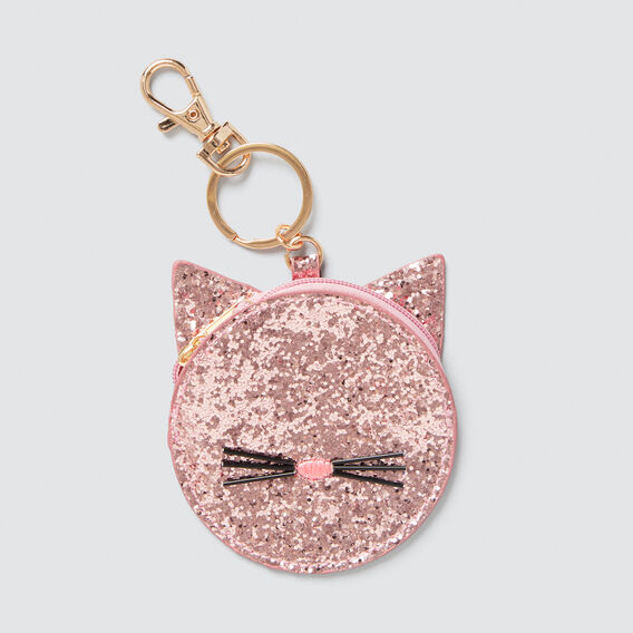 Cat Coin Purse  ROSE GOLD  hi-res