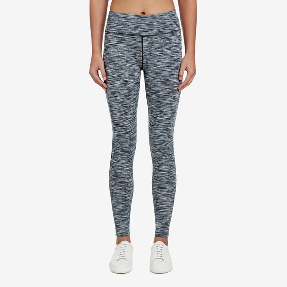 Space Dye Legging  DARK GREY FLECK  hi-res