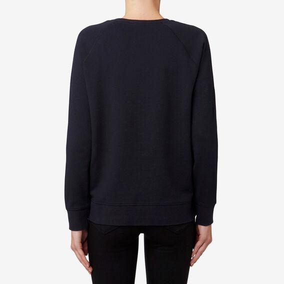 Bonjour Sweater  DEEP NAVY  hi-res