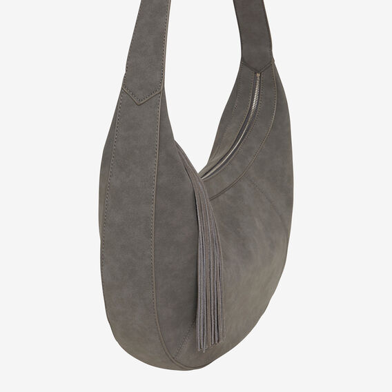 Johti Hobo Bag  GREY  hi-res