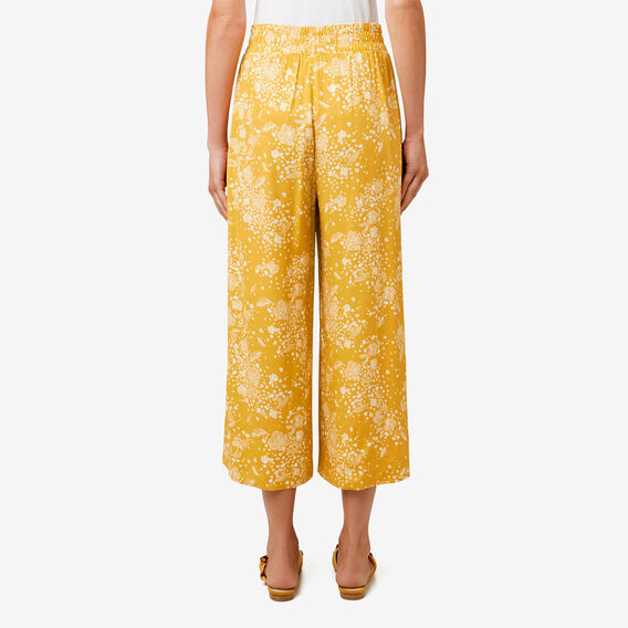 Floral Drape Pant  HONEY FLORAL  hi-res