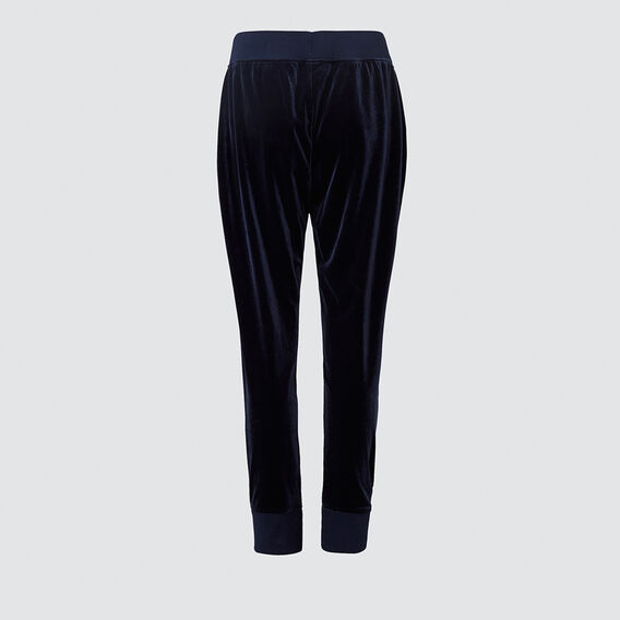 Velour Track Pant  MIDNIGHT  hi-res