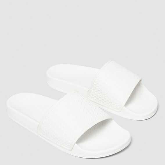 Sport Slide  WHITE  hi-res