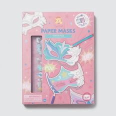Paper Masks Power Pack  MULTI  hi-res