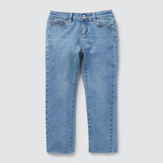 Straight Leg Jean  RETRO BLUE  hi-res