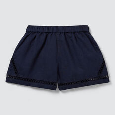Soft Shorts  NAVY  hi-res