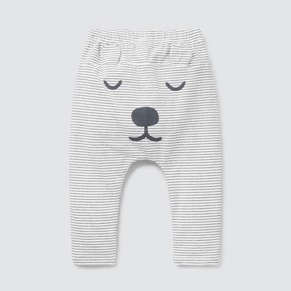 Bear Bum Harem Legging  CANVAS  hi-res