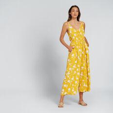 Floral Jumpsuit  FLORAL  hi-res