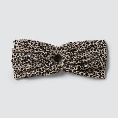 Leopard Turban  LEOPARD  hi-res