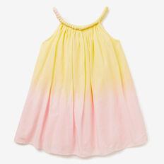 Dip Dye Dress  MULTI  hi-res