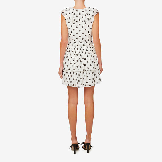 Frilly Spot Dress  SPOT  hi-res
