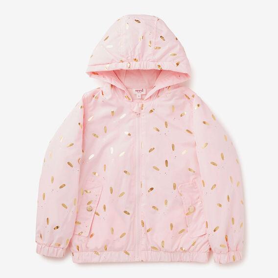 Bunny Spray Jacket  ICE PINK  hi-res