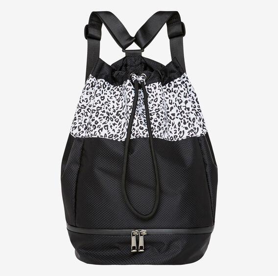 Adapt Drawstring Bag  DITSY OCELOT  hi-res