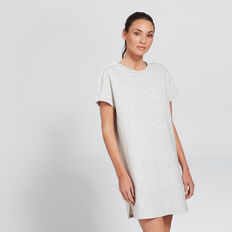 Sporty Dress  SMOKEY GREY  hi-res