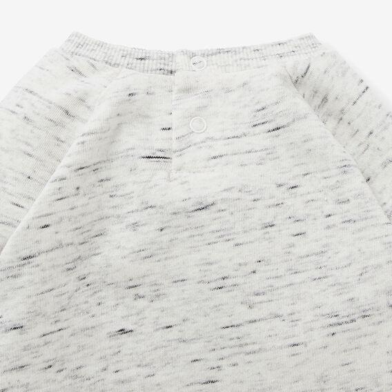 Pom Pom Bunny Sweater  VINTAGE SPACE DYE  hi-res